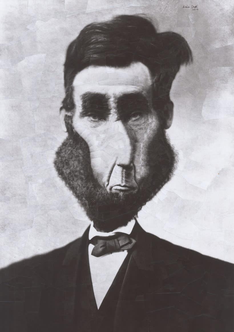 Abraham Lincoln x5 4