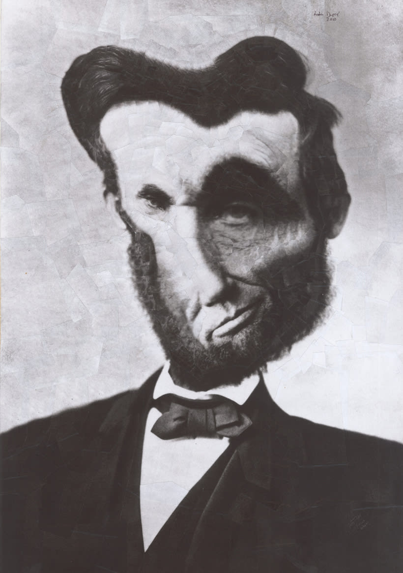 Abraham Lincoln x5 3