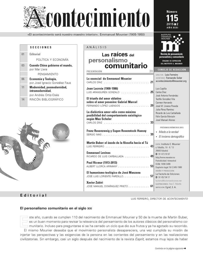 Revista Acontecimiento 3