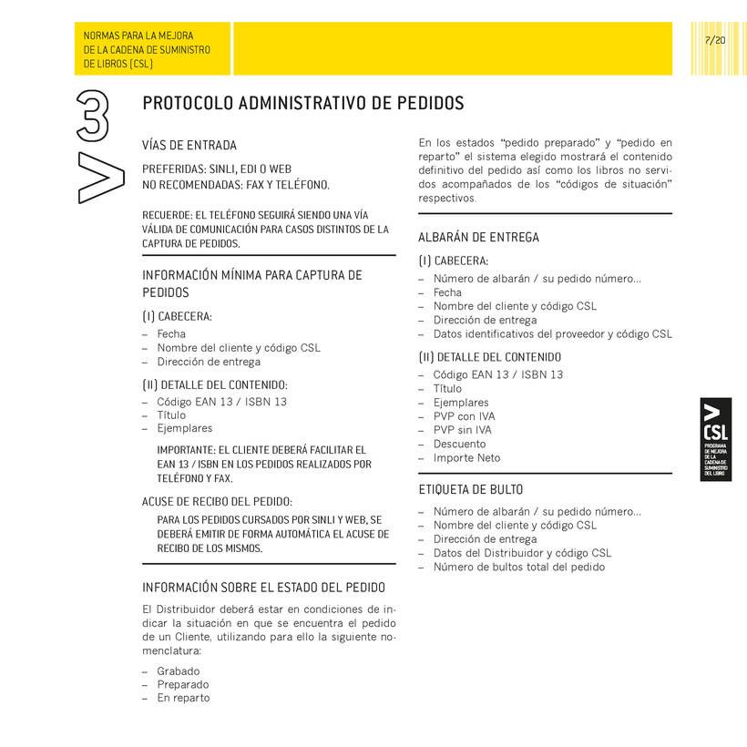Folleto Normas CSL 1