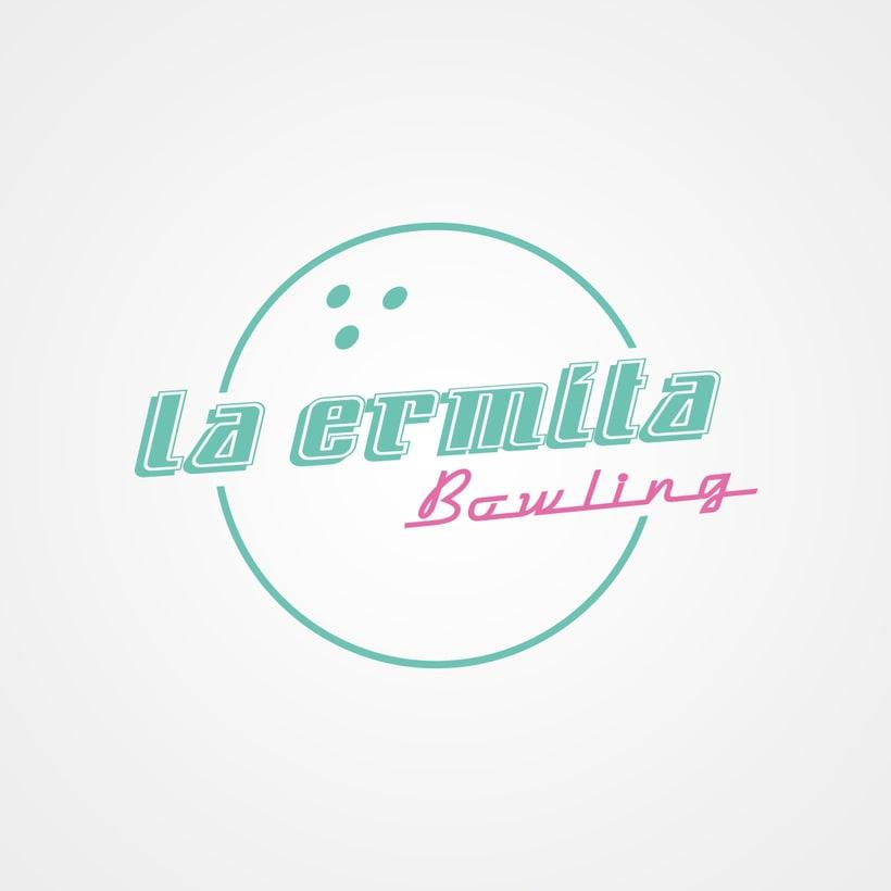 Bowling La Ermita - Identidad corporativa -1