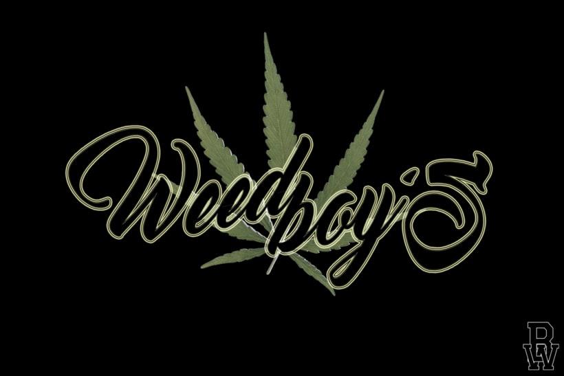 Logo #2 : Weedboy'S -1