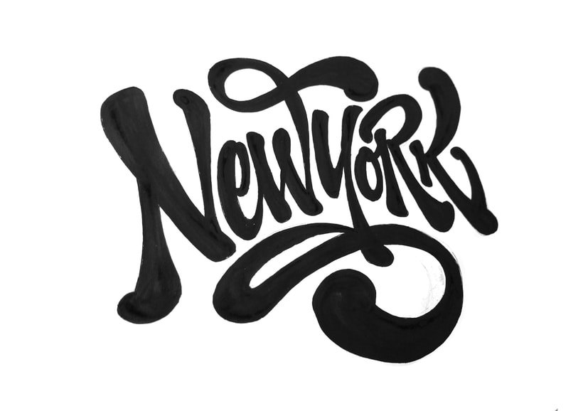 USA - Calligraphy & Lettering Workshop 5