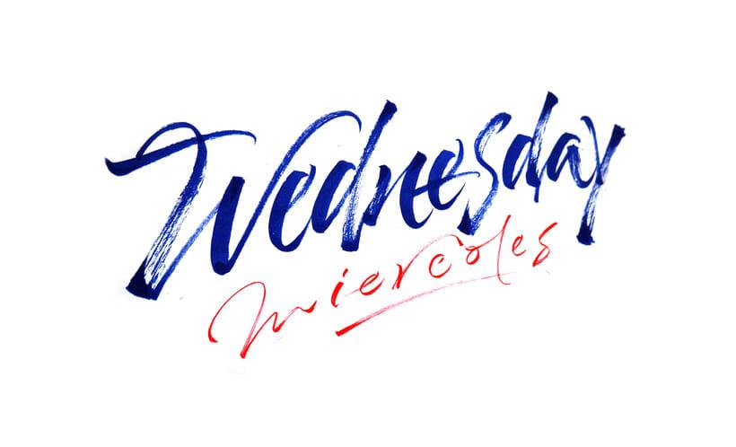 USA - Calligraphy & Lettering Workshop 22