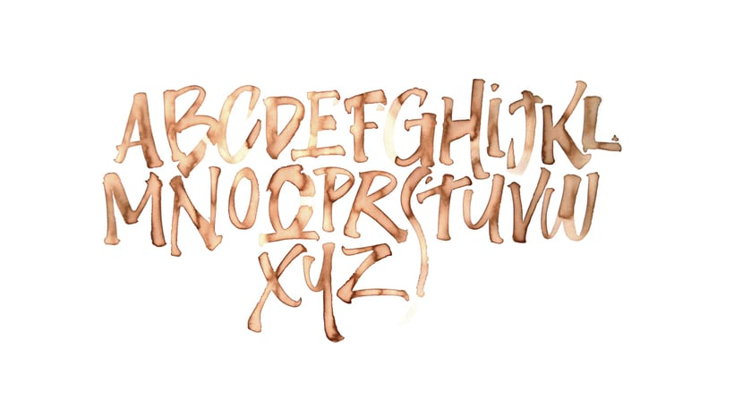 USA - Calligraphy & Lettering Workshop 20