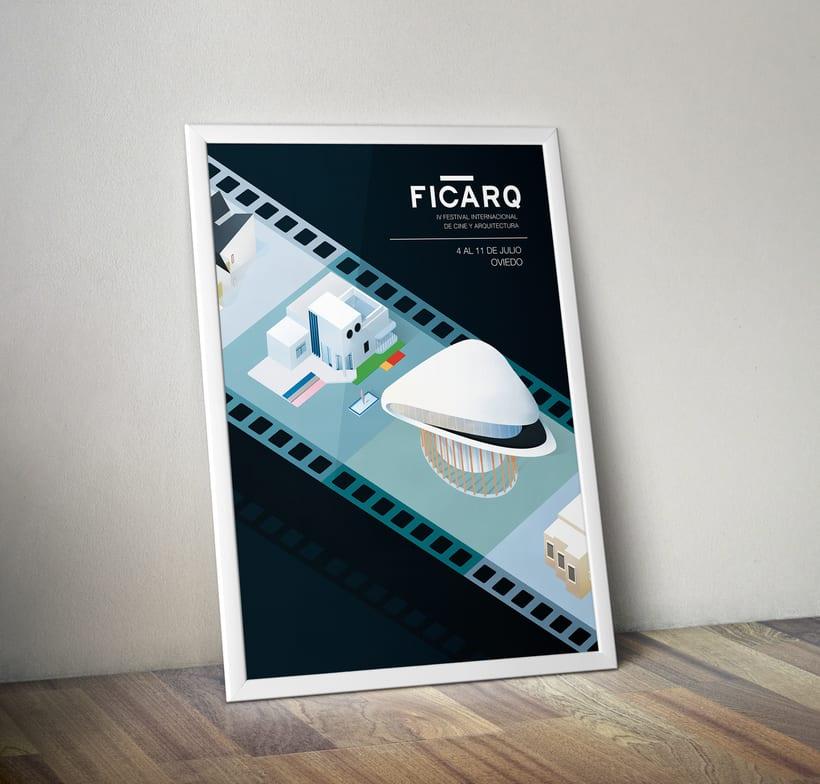 Ficarq 2016 - Propuesta del cartel 1