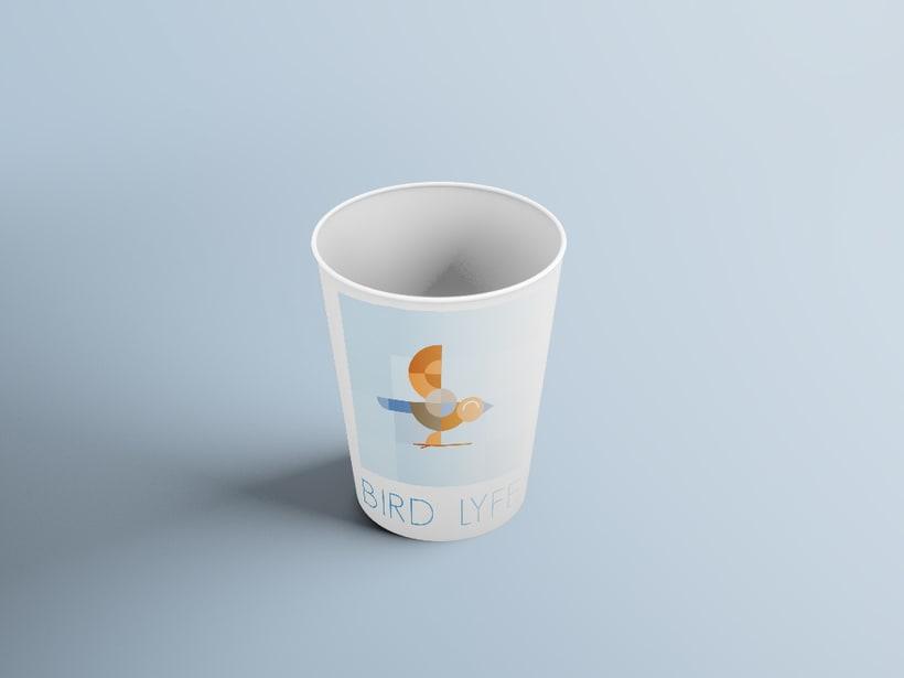 """Mi Proyecto del curso: Motion graphics y diseño generativo """"Bird Life"""" 6"""