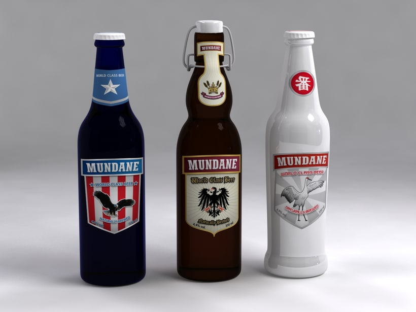 Cerveza Mundane -1