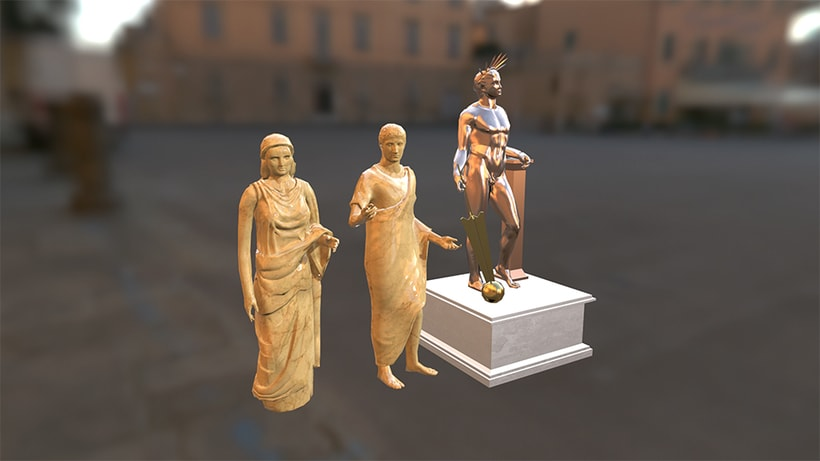 Life of Rome - game assets production 7