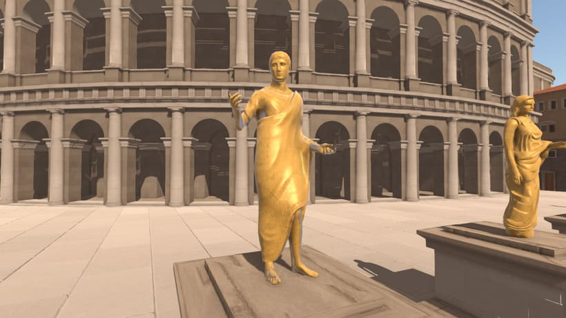 Life of Rome - game assets production 9