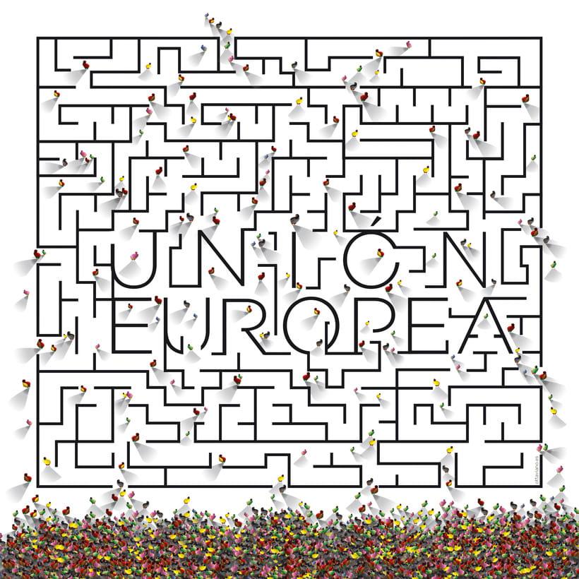 El laberinto de la Unión Europea 1