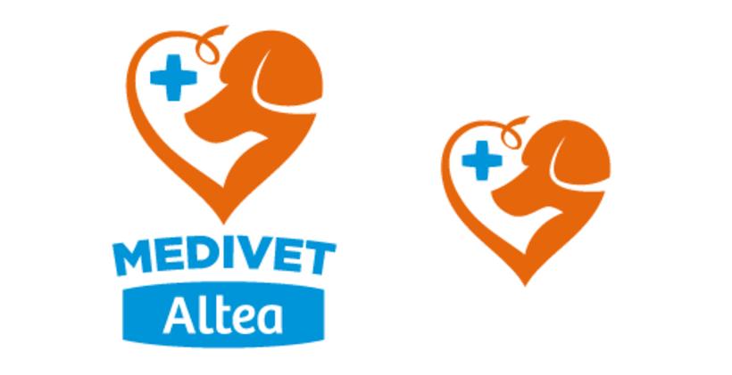 Imagen Corporativa Medivet Clínica Veterinaria 1