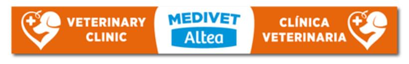 Imagen Corporativa Medivet Clínica Veterinaria 2