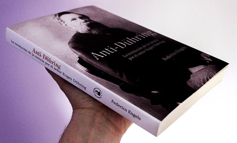 """Libro """"Anti-Dühring"""" 0"""