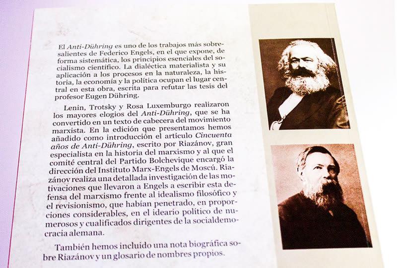 """Libro """"Anti-Dühring"""" 1"""