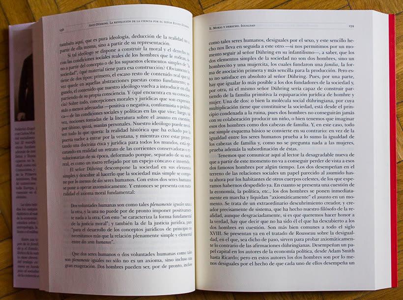 """Libro """"Anti-Dühring"""" 2"""