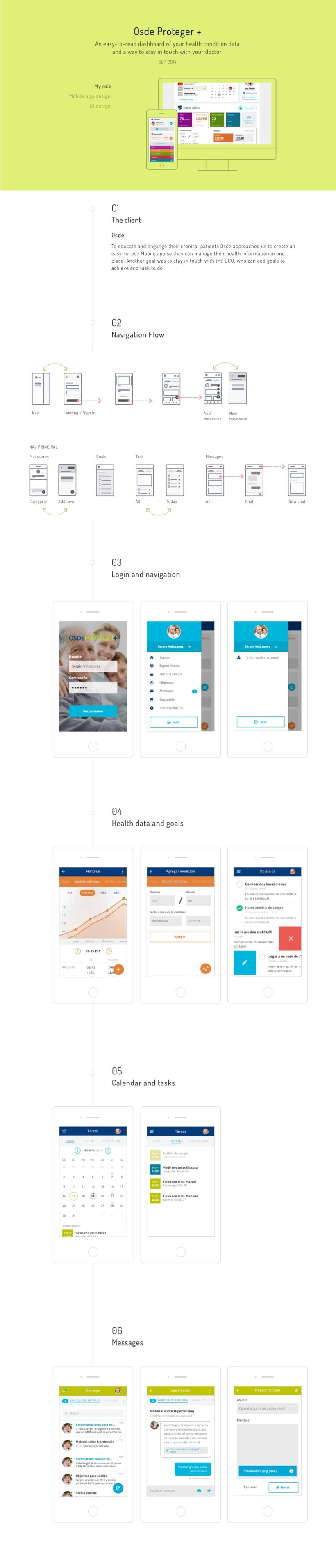 app | osde proteger + 0