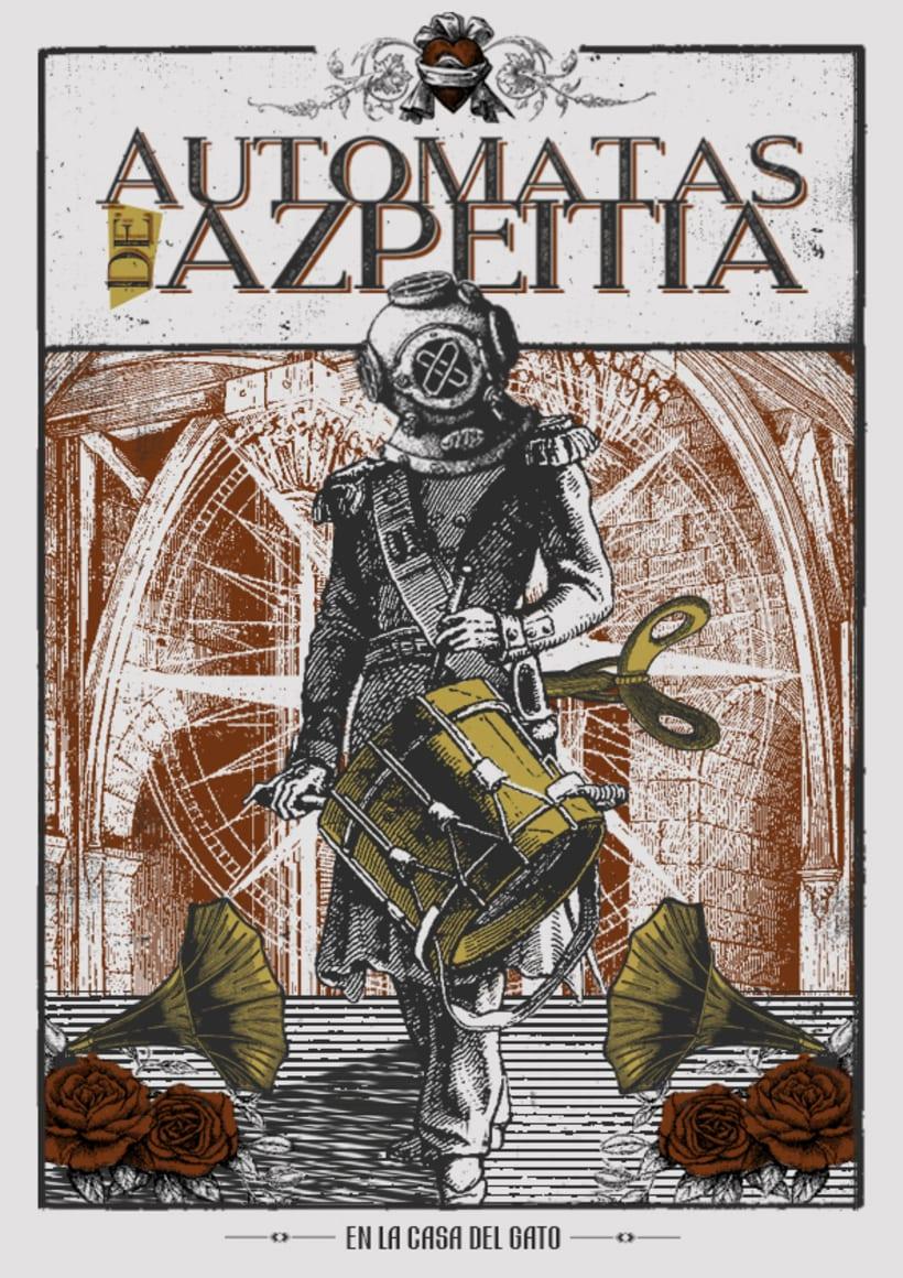 Automatas de Azpeitia 2