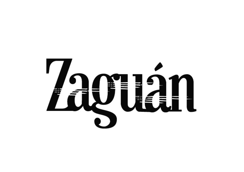 Logotipo. Bar Zaguán 1