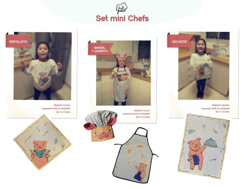 Petit Chef Branding 15