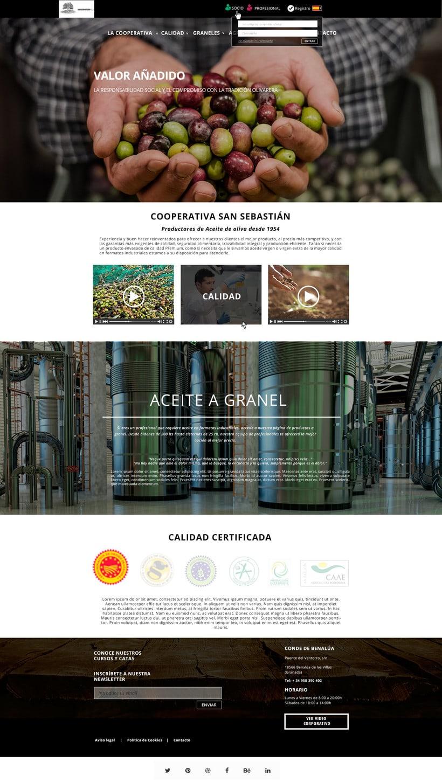 Diseño web. SCA 0