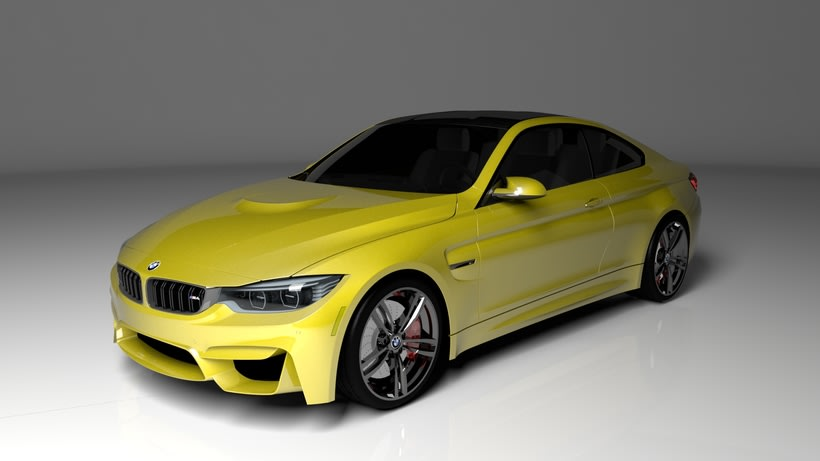 Modelado BMW M4 (Alias Autostudio) A Class Surfacing 8