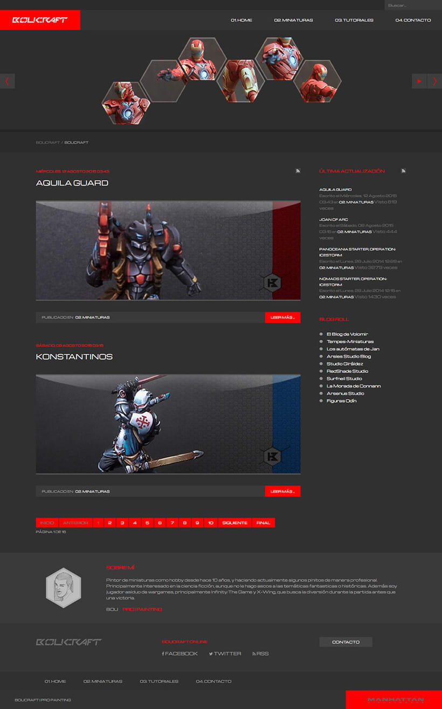 Boucraft - Web 1