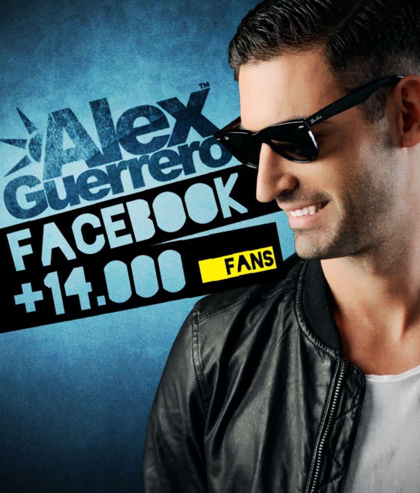 Dj Oficial Gran Hermano Alex Guerrero 2