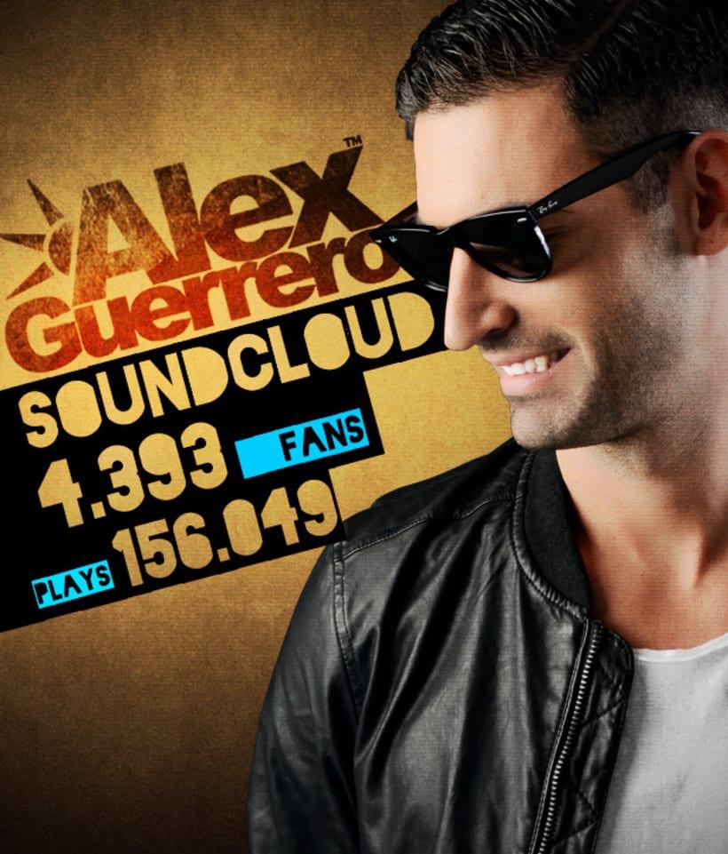 Dj Oficial Gran Hermano Alex Guerrero 3