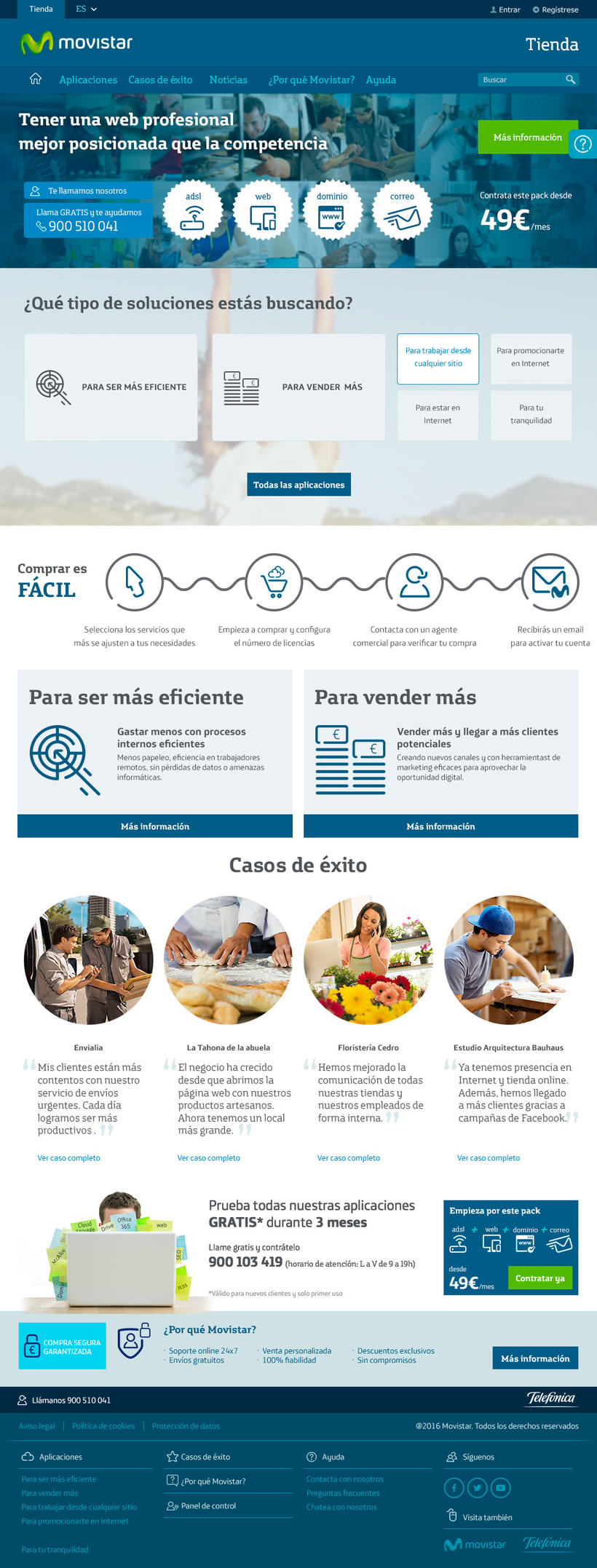 Marketplace servicios cloud 9