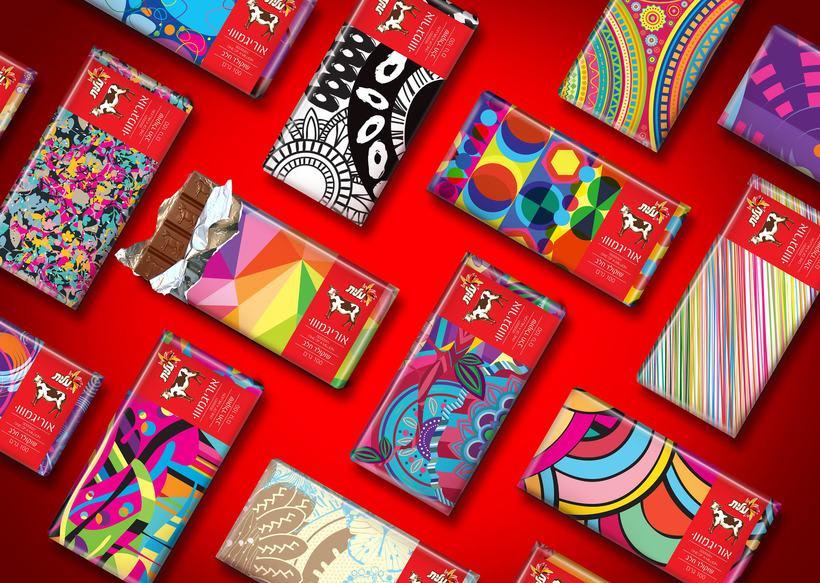 Diseño & Chocolate: 15 proyectos de packaging 2