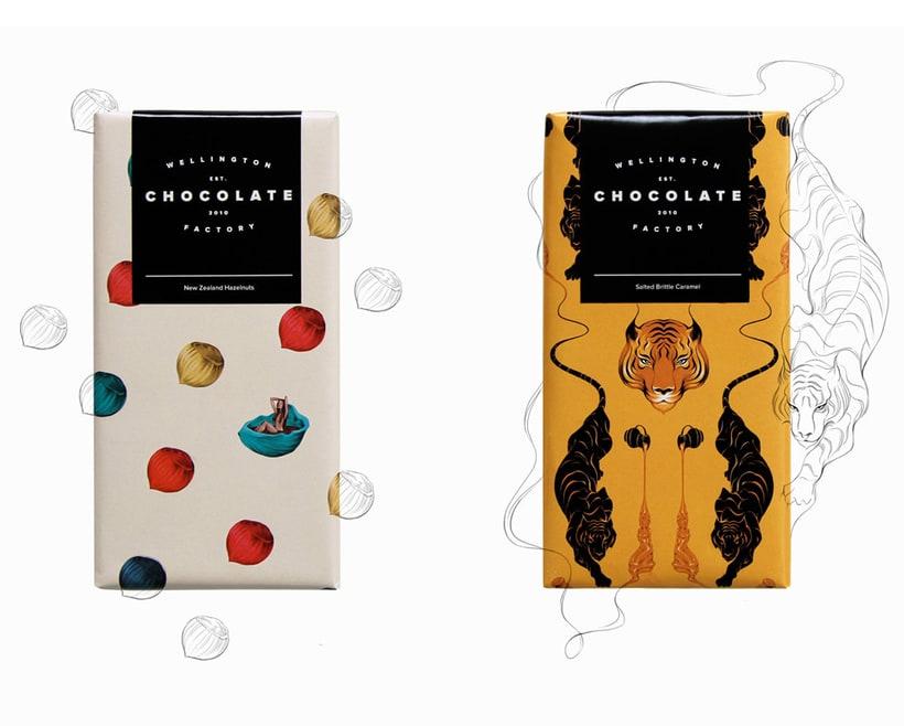 Diseño & Chocolate: 15 proyectos de packaging 8