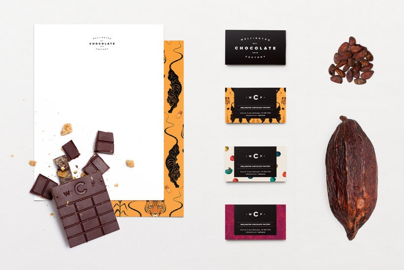 Diseño & Chocolate: 15 proyectos de packaging 9