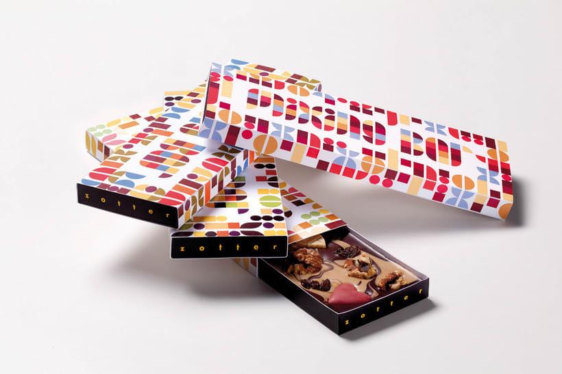 Diseño & Chocolate: 15 proyectos de packaging 11