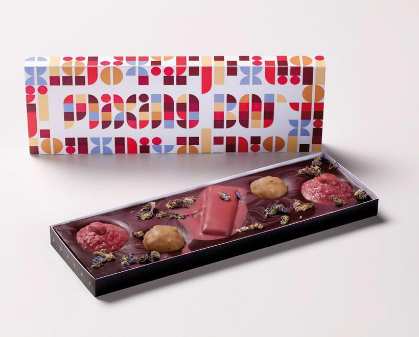 Diseño & Chocolate: 15 proyectos de packaging 12