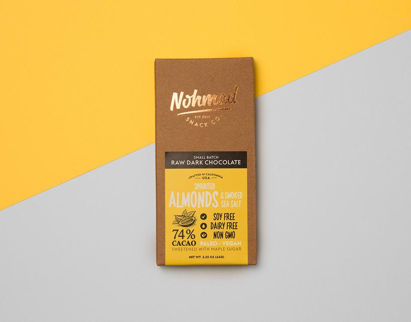Diseño & Chocolate: 15 proyectos de packaging 15