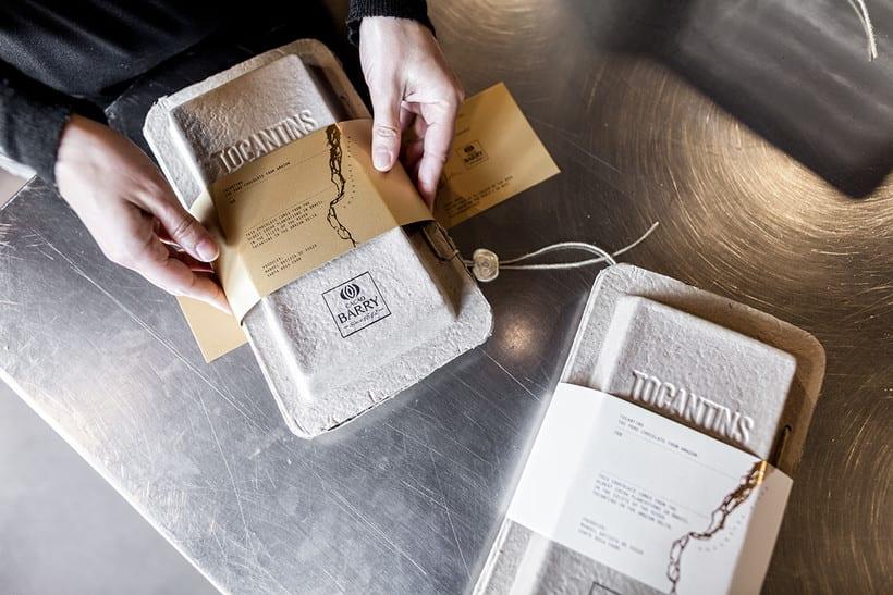 Diseño & Chocolate: 15 proyectos de packaging 25