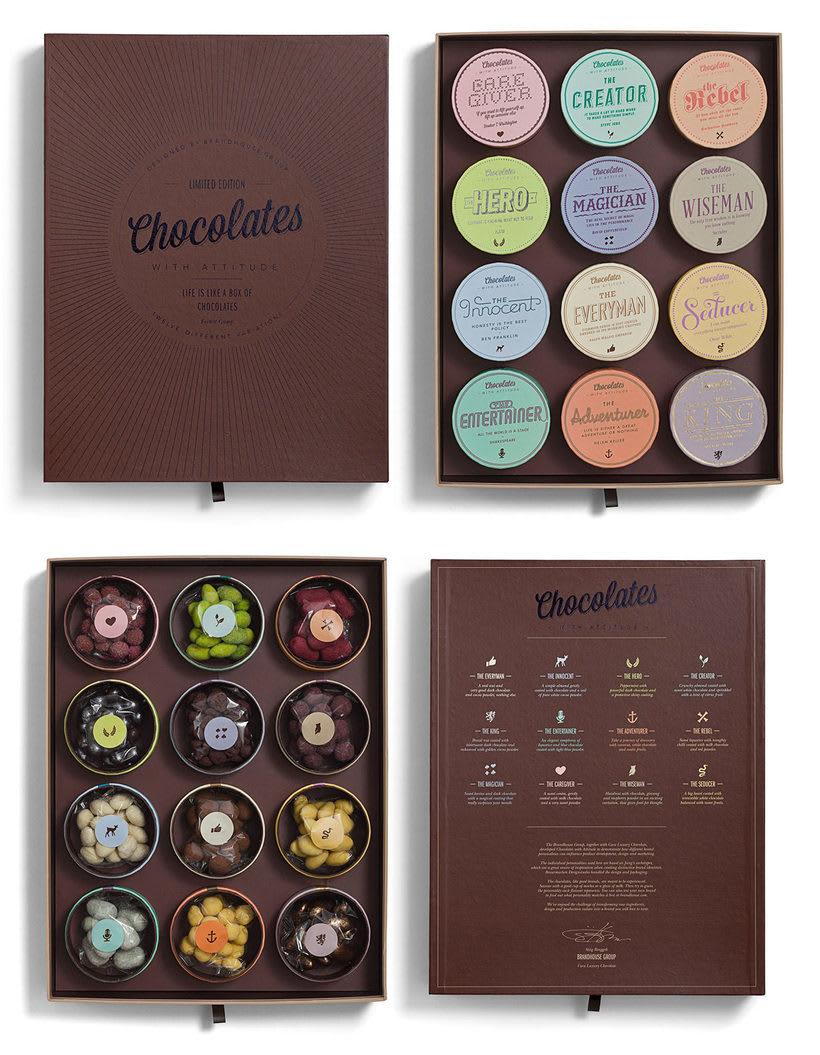Diseño & Chocolate: 15 proyectos de packaging 27