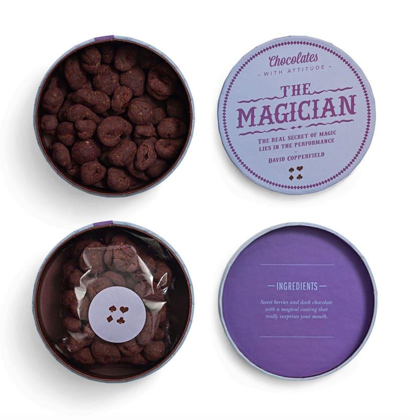 Diseño & Chocolate: 15 proyectos de packaging 28
