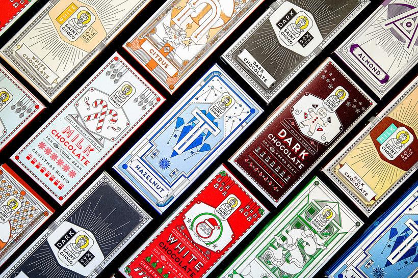 Diseño & Chocolate: 15 proyectos de packaging 30