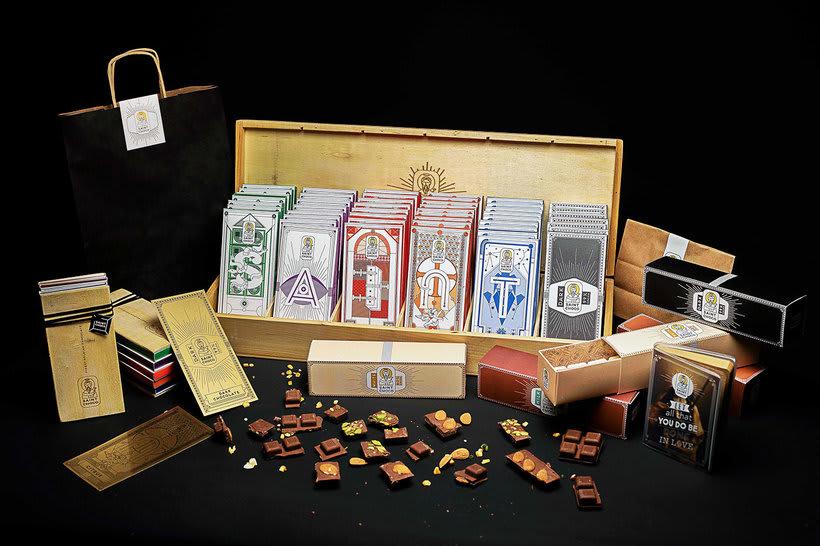 Diseño & Chocolate: 15 proyectos de packaging 31