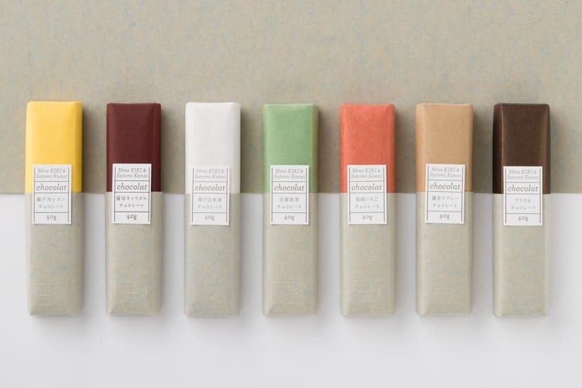Diseño & Chocolate: 15 proyectos de packaging 34