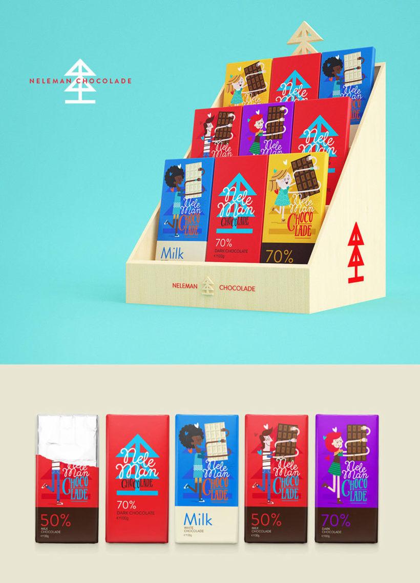 Diseño & Chocolate: 15 proyectos de packaging 36