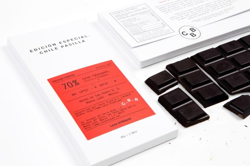 Diseño & Chocolate: 15 proyectos de packaging 39
