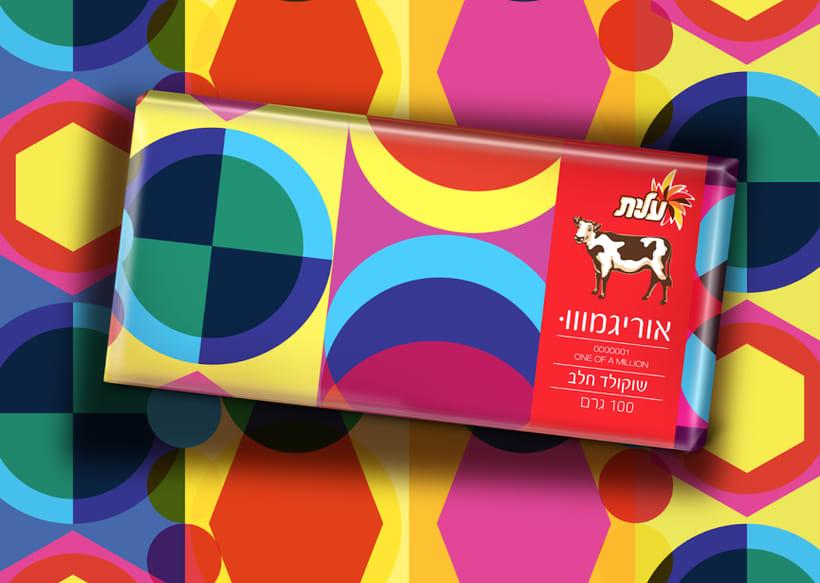 Diseño & Chocolate: 15 proyectos de packaging 3