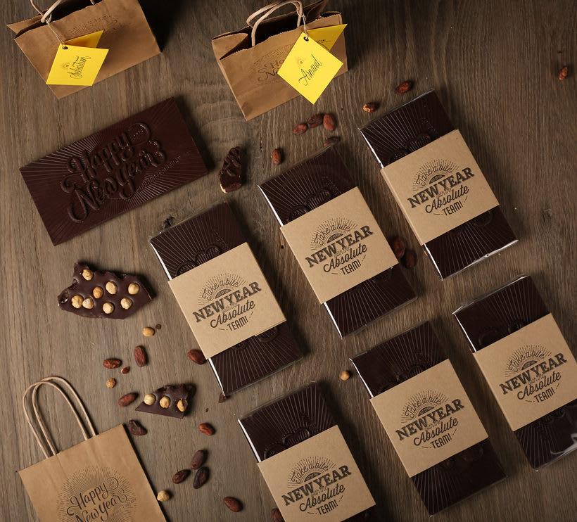Diseño & Chocolate: 15 proyectos de packaging 45