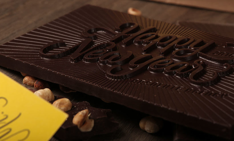 Diseño & Chocolate: 15 proyectos de packaging 46