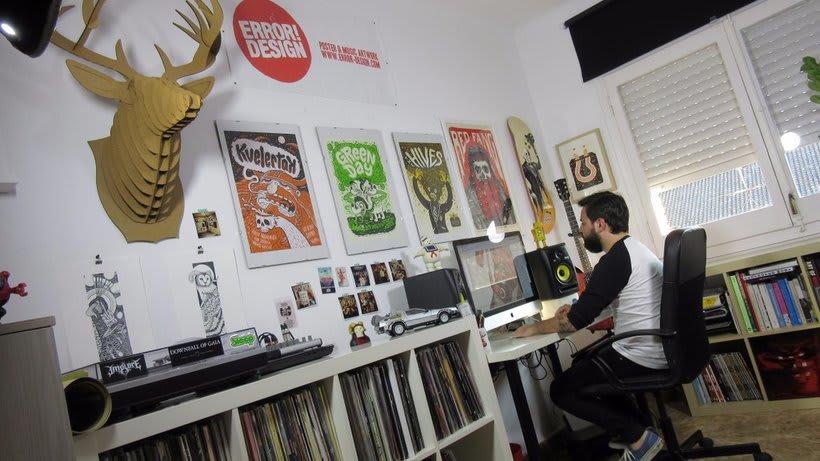Entrevista con Xavi Forné de Error! Design 6
