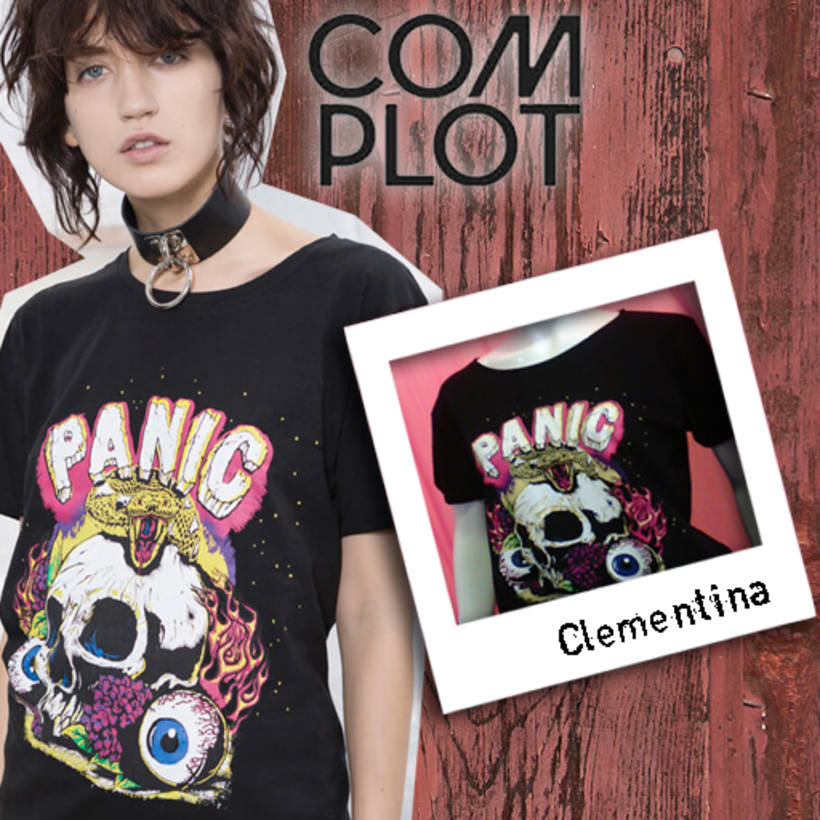 "Banners para ""Clementina"" 6"