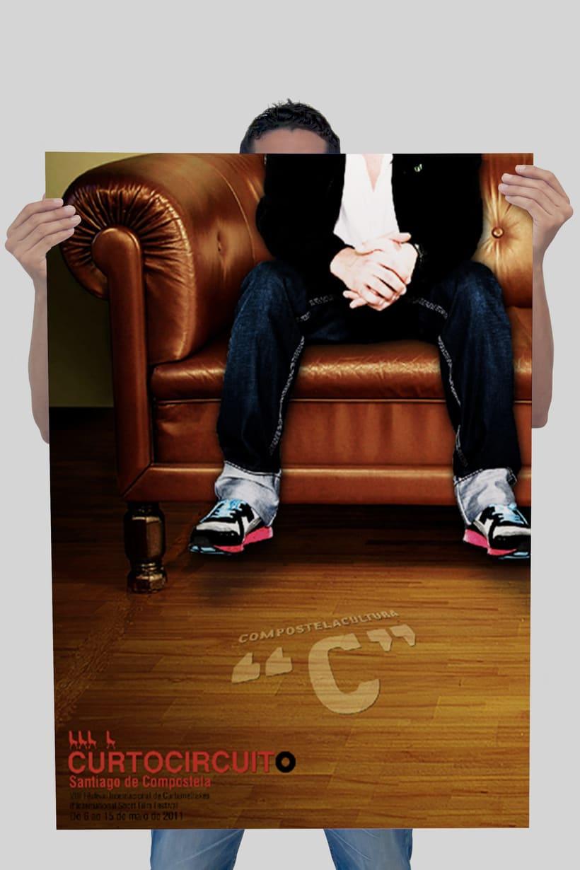 Poster Cortos 0